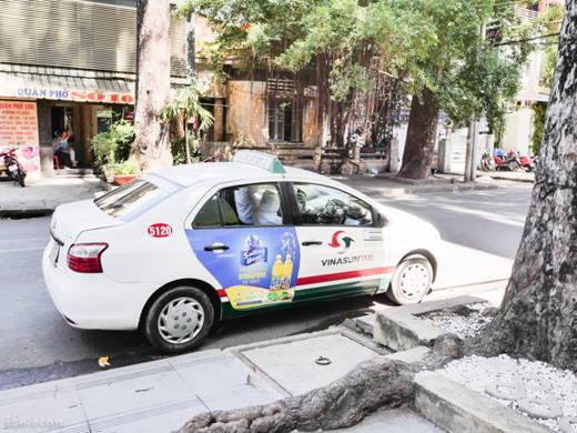 越南胡志明市市区交通:出租车、Uber、Grab 搭乘经验分享
