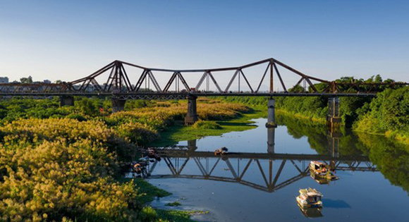 越南有哪些獨特的橋樑?隆邊橋